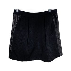 Rebecca Taylor Womens Skirt A Line Flare Bottoms